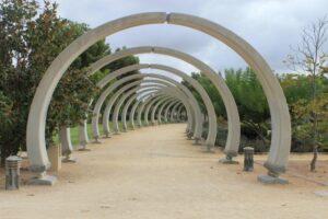 El parque Lo Torrent de Sant Vicent del Raspeig