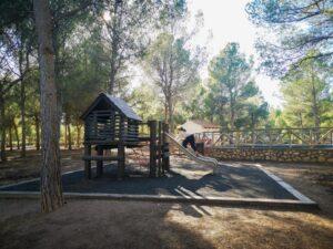 Área recreativa El Plano