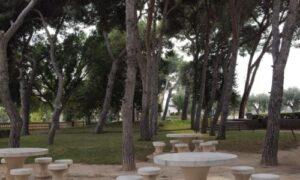 Área recreativa de los Salesianos
