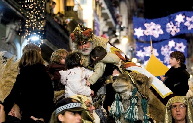 Cabalgata de Reyes Alcoy