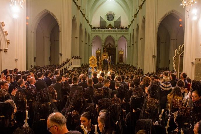 Significativos actos litúrgicos en honor a la Puríssima Xiqueta