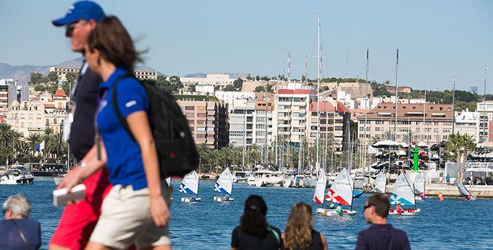 Alc Watersports Festival se celebra en el marco de Medsea
