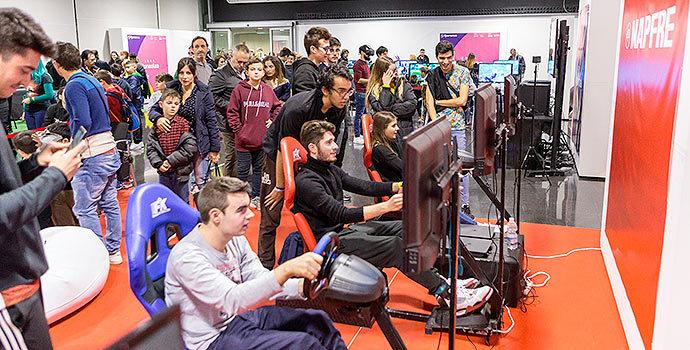 Los visitantes disfrutarán con youtubers, influencers y gamers que mostrarán a los jóvenes cómo competir en este universo de innovación y tecnología.
