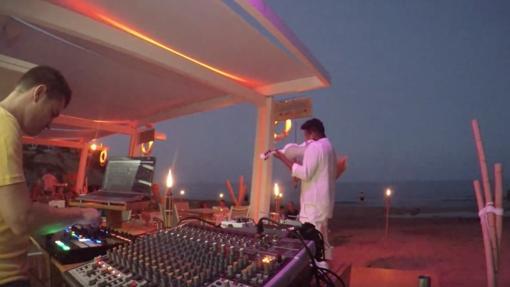 Joso Ródenas DJ y Herbert Perez J
