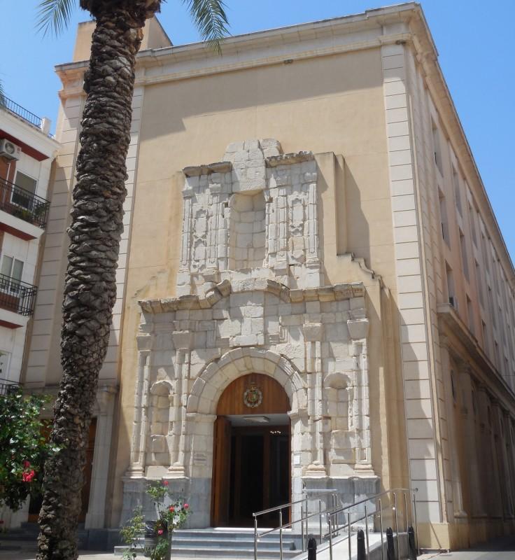 Museo de Orihuela azotado por segundo incendio en cuatro meses