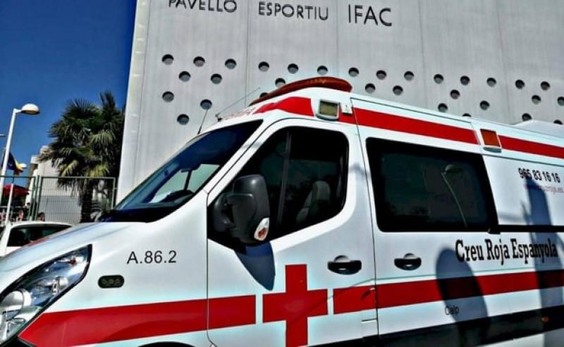 Golpe para Calpe: rechazan oferta de ambulancia extra para servicios de emergencia